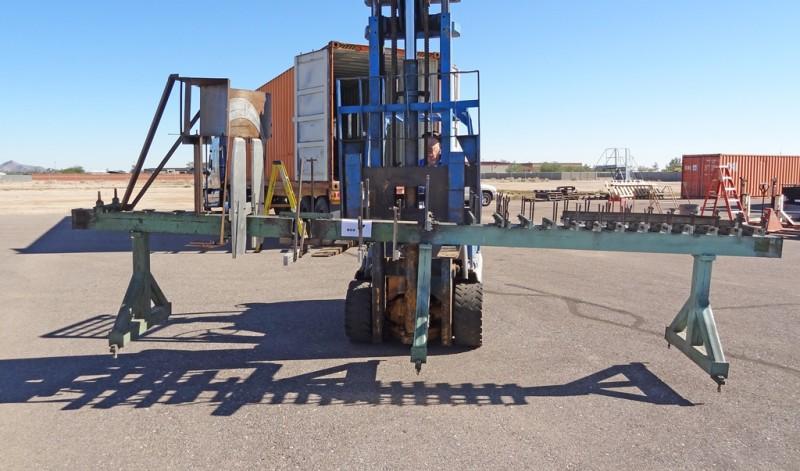 6 Unloading Focke-Wulf jig