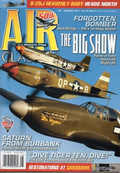 Air Classics August 2014